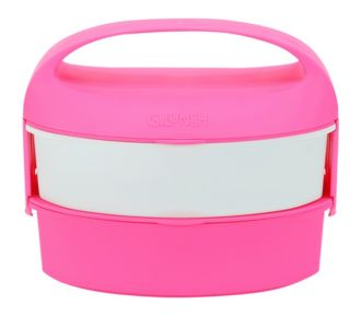 G.Lunch Bento 1.3L Rose Fluo