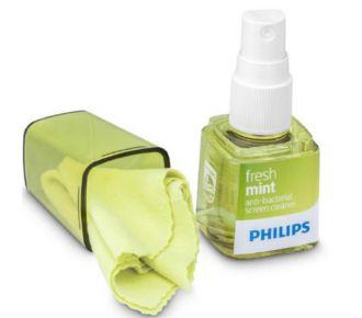 Philips Nettoyant écran menthe