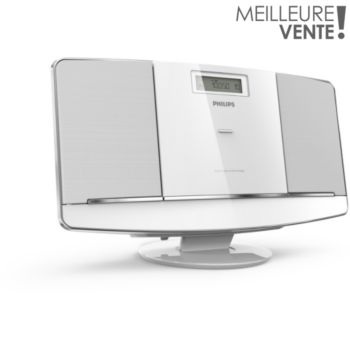 philips btm2060w mini chaine hifi boulanger. Black Bedroom Furniture Sets. Home Design Ideas