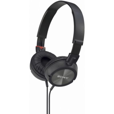 Casque / Arceau simple SONY MDRZX300 Noir