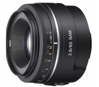 Sony 85mm f/2.8