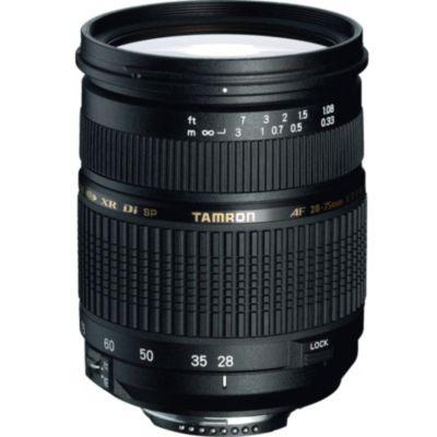 Objectif pour Reflex Tamron SP AF 28 75mm f/2.8 XR Di LD IF Sony