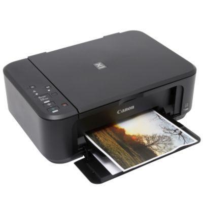 imprimante multifonction jet d 39 encre canon mg3550 noire. Black Bedroom Furniture Sets. Home Design Ideas