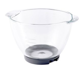 Kenwood KAT550GL Bol verre Thermo resist pour