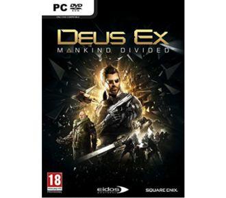 Koch Media Deus Ex Mankind Divided - Day One Ed.