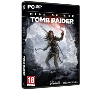 Square Enix Rise Of The Tomb Raider