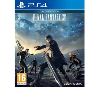 Square Enix Final Fantasy XV Day One