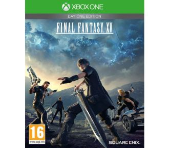 Square Enix Final Fantasy XV Day One