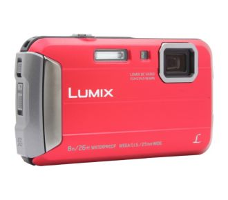 Panasonic DMC-FT30 rouge