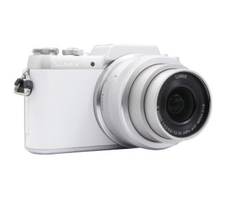Panasonic DMC-GF7 blanc + 12-32mm