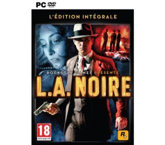 Take 2 L.A NOIRE complete edition