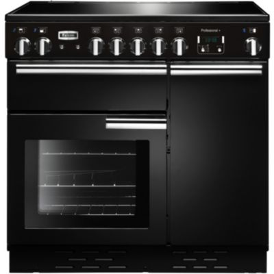 Piano de cuisson falcon professional 90 induc noir - Piano cuisine induction ...