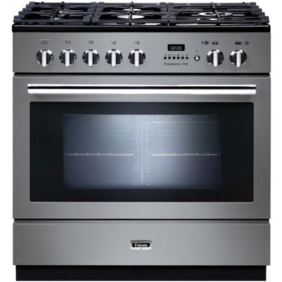 Piano de cuisson falcon chez boulanger - Falcon kitchener 90 inox ...
