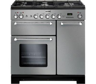 pack falcon kitchener 90 mixte inox chrome chez boulanger. Black Bedroom Furniture Sets. Home Design Ideas