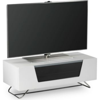 alphason chromium 1m20 blanc meuble tv boulanger. Black Bedroom Furniture Sets. Home Design Ideas