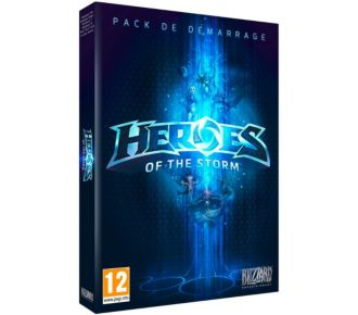 Blizzard Heroes of the Storm Pack de Démarrage