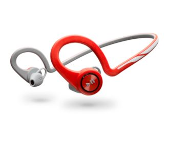 Plantronics Backbeat Fit Rouge