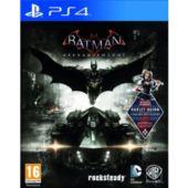 Jeu PS4 WARNER INTERACTIVE Batman Arkham Knight