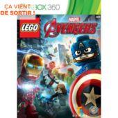 Jeu Xbox 360 WARNER Lego Marvel's Avengers