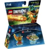 Pack Figurines Lego dimensions WARNER Pack Hero Cragger