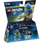 Pack Figurines Lego dimensions WARNER Pack Hero Jay