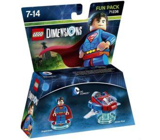 WarnerPack Hero Superman