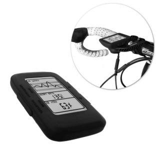 Tuff-Luv housse silicone pour Garmin Edge 500/200