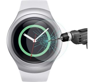 Tuff-Luv Privacy en verre trempé Samsung Gear S2