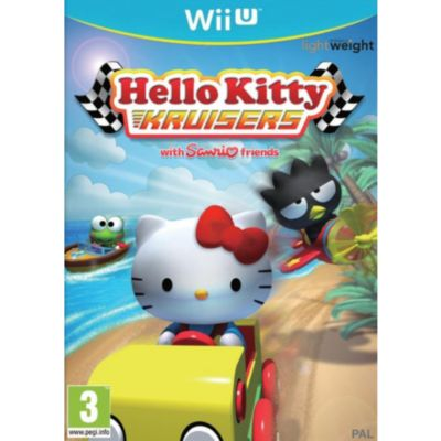 Jeux wii u vos achats sur boulanger for Juegos de hello kitty jardin