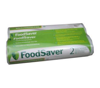 Food Saver FSR2002-I : 2 rouleaux 20cm x 6.7m -5ép.