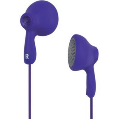 Casque / Bouton GEAR4 GP05 EARZ - PURPLE