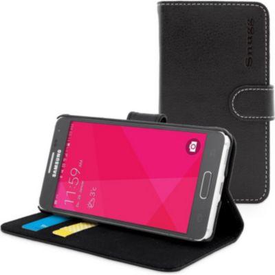 Etui the snugg galaxy alpha cuir noir accessoire tablette for Boulanger etui tablette