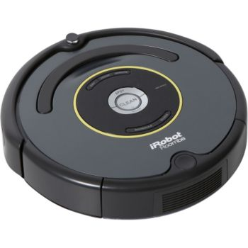 irobot roomba 651 aspirateur robot boulanger. Black Bedroom Furniture Sets. Home Design Ideas