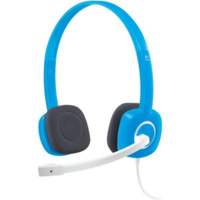 Micro casque LOGITECH H150 Blueberry