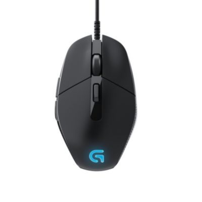 souris gamer logitech g302 daedalus prime univers pc gamingpascher. Black Bedroom Furniture Sets. Home Design Ideas
