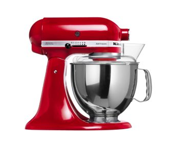 Kitchenaid 5KSM150PS EER  ROUGE empire ARTISAN