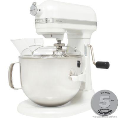 Robot p tissier kitchenaid vos achats sur boulanger for Avis sur robot kitchenaid