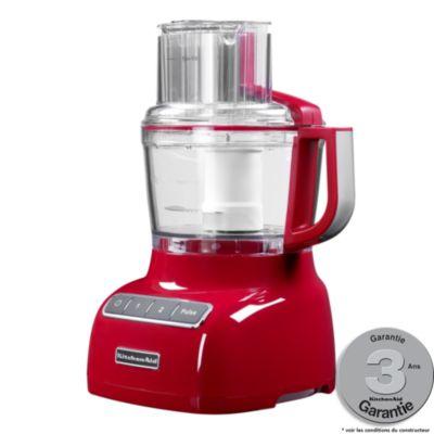 Robot multifonction kitchenaid 5kfp0925eer rouge empire - Robot cuisine boulanger ...