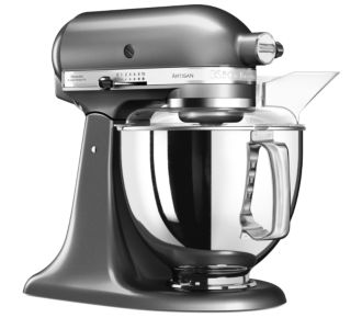 Kitchenaid 5KSM175PSEMS Gris Etain