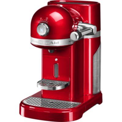 nespresso nespresso kitchenaid 5kes0503eer 5 rouge empire. Black Bedroom Furniture Sets. Home Design Ideas