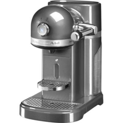 Nespresso KITCHENAID 5KES0503EMS/5 Gris étain, Nespresso sur