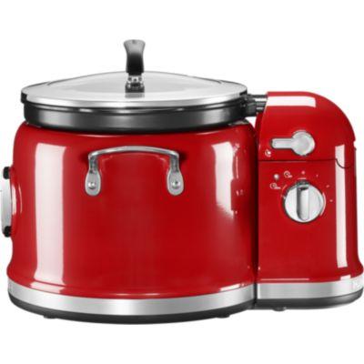 kitchenaid pack multicooker tige rouge empire chez boulanger. Black Bedroom Furniture Sets. Home Design Ideas