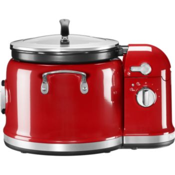 kitchenaid pack multicooker tige rouge empire cookeo multicuiseur boulanger. Black Bedroom Furniture Sets. Home Design Ideas