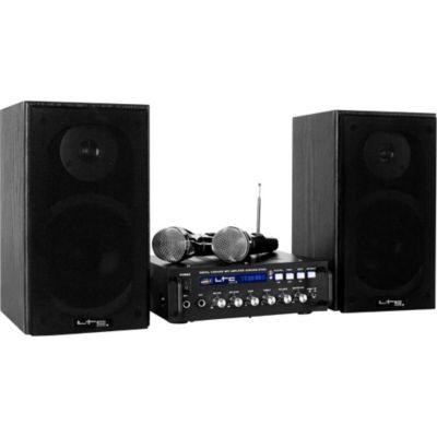 karaok ltc audio karaoke star4 sono jeux de lumi re. Black Bedroom Furniture Sets. Home Design Ideas