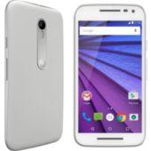 Smartphone MOTOROLA Moto G Blanc 3ème Génération