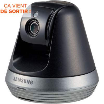 cam ra de surveillance samsung chez boulanger. Black Bedroom Furniture Sets. Home Design Ideas