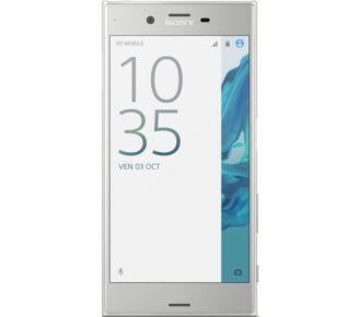 Sony Xperia XZ Silver