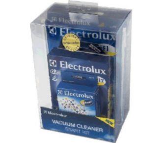 Electrolux Bon usage VCSK3:  Sacs E201B + Filtre H