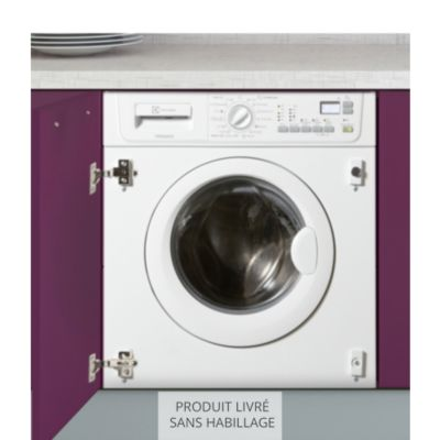 lave linge hublot encastrable electrolux ewg 127410 w lave linge encastrable sur boulanger. Black Bedroom Furniture Sets. Home Design Ideas