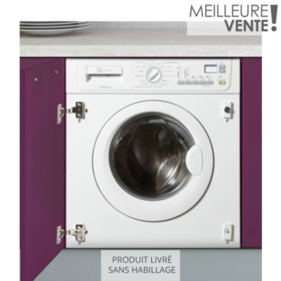 lave linge encastrable lave linge hublot encastrable electrolux ewg 127410 w chez boulanger. Black Bedroom Furniture Sets. Home Design Ideas
